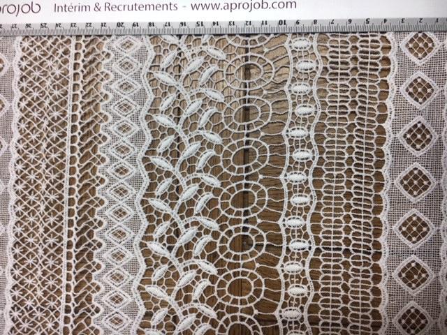 Macramé touché coton 6068