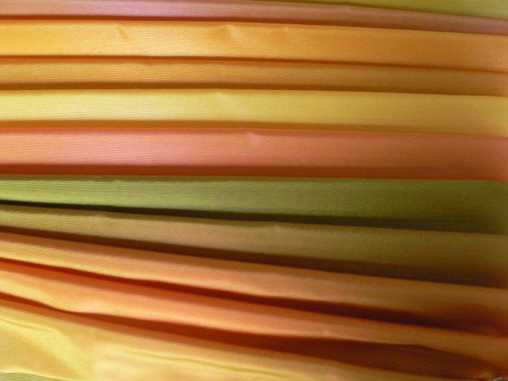 Taffetas chaîne jaune